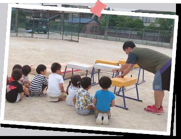 年中長さん(4,5歳)